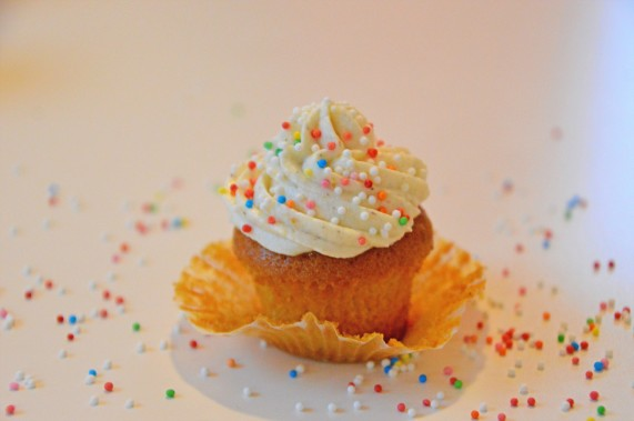Fanta-Cupcakes