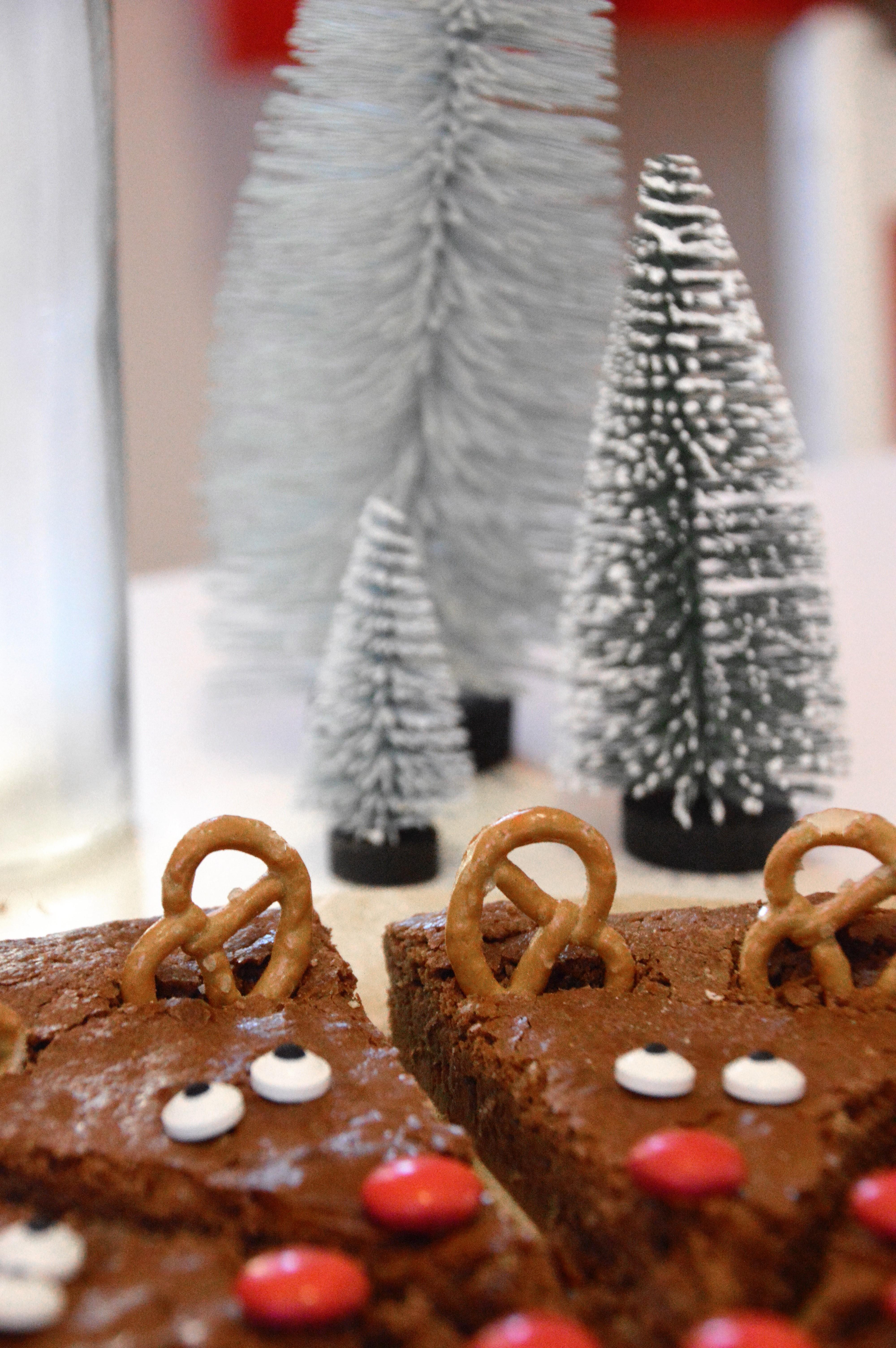 Rentier-Brownies 2