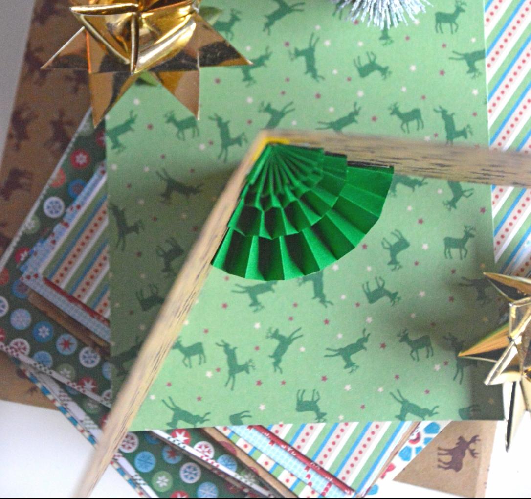 3D-Weihnachtskarte 2
