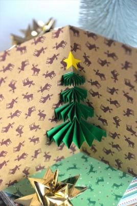 3D-Weihnachtskarte 4
